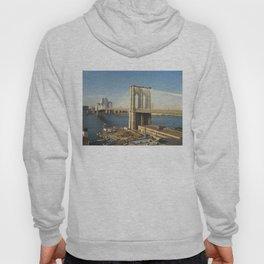 Brooklyn Bridge Photograph Hoody