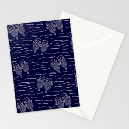 Otterly Devoted Stationery Cards