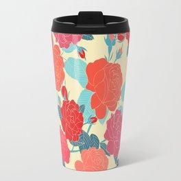 Rose Garden - Light Travel Mug
