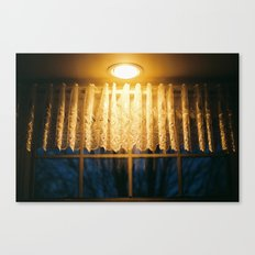 night light Canvas Print