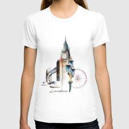 City of London T-shirt