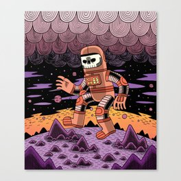Orbit Canvas Print