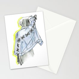 Jean series nº2 Stationery Cards