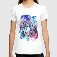 marc T-shirts featuring Marc Bolan - Cosmic Dancer by FlowerMoon Studio
