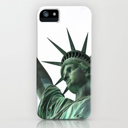 The Torch Bearer iPhone Case