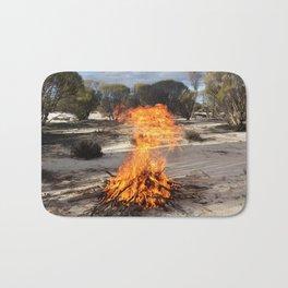 Campfire Bath Mat