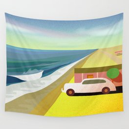 Mexican Honeymoon 2 Wall Tapestry