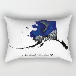 The Last Frontier Rectangular Pillow