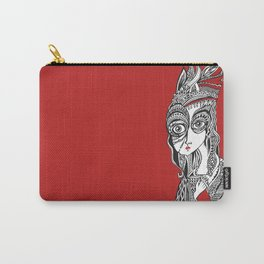 Complicated explantion Carry-All Pouch
