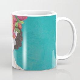 The optimist // rose tinted glasses Coffee Mug