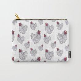 Wyandotte Chicken Carry-All Pouch