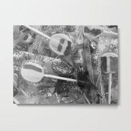 bonbons Metal Print