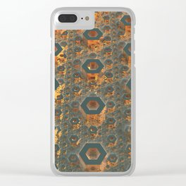 Nuts Clear iPhone Case
