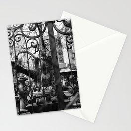 Elizabeth Street Garden V Stationery Cards