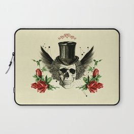 Mr. Skull Laptop Sleeve