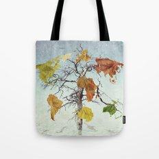 Earth Tree (The Beginnings) Tote Bag