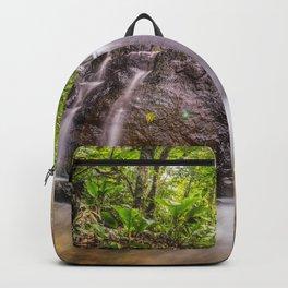 Sun light Water fall Backpack