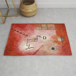 Paul Klee - Prestidigitator Rug