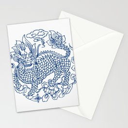Chinese Kylin Stationery Cards