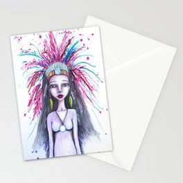 'Spirit Within' Stationery Cards