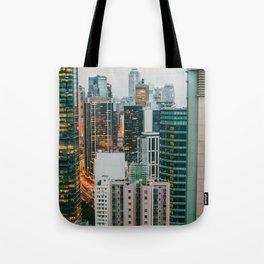 Hong Kong 2 Tote Bag