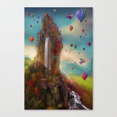 The Festival of Hin Chang Tor Canvas Print