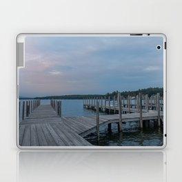 Weirs Beach Docks Laptop & iPad Skin