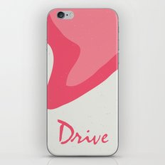 Drive - Movie Poster iPhone & iPod Skin