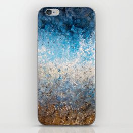 Abstract Art - Carry Me Home iPhone Skin