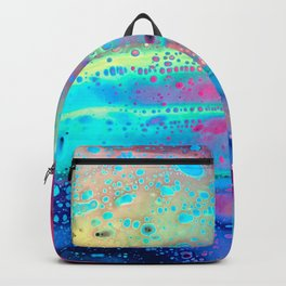 Neon Melt Backpack