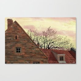 March in Poland Canvas Print
