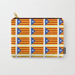 senyera catalunya 2 -catalunya,cataluna,catalonha,espanya,iberica,Barcelona, Carry-All Pouch