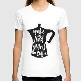 Coffee Art, Coffee Printable, Coffee Print, Digital Print, Kitchen Art, Coffee Art Print, Coffee Quo T-shirt