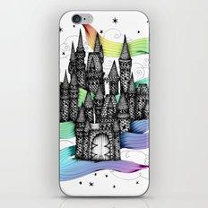 Super Magic Rainbow Dream Castle iPhone & iPod Skin