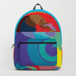 Deep Water #SOCIETY6 #URBANDECOR #BUYART Backpack