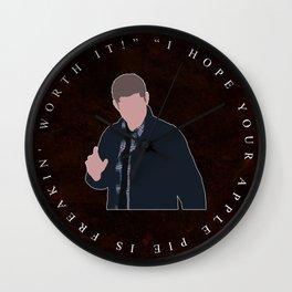 Supernatural - Dean Winchester Wall Clock