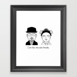 H & J Framed Art Print