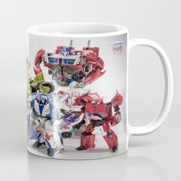 The Autobot Crew Coffee Mug
