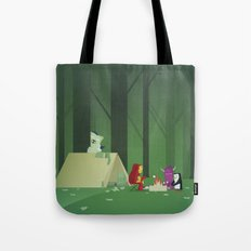 The Nick Yorkers in July Tote Bag