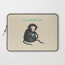 Chimpantea Laptop Sleeve