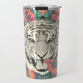 bengal mandala Travel Mug