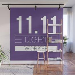 11.11 LIGHT WORKER Wall Mural