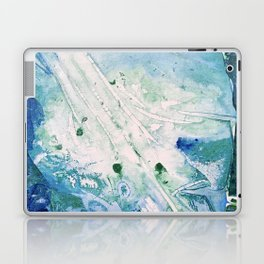 Ocean White Laptop & iPad Skin