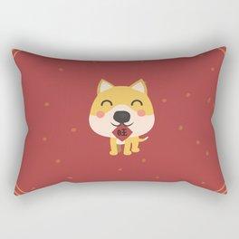 Year of the Dog Rectangular Pillow