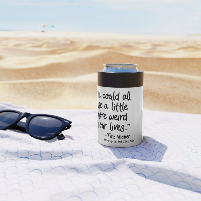 Fan-favorite Fitz Quote Can Cooler