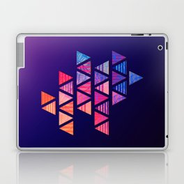 Triangular composition #3 Laptop & iPad Skin
