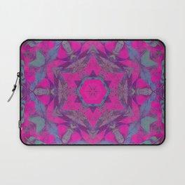 magic mandala 51 #mandala #magic #decor Laptop Sleeve