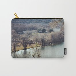 Lake Austin Bend Carry-All Pouch