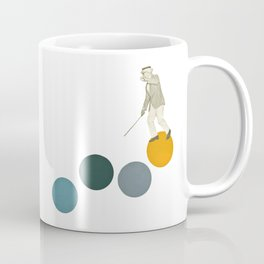 Tap Dancing Coffee Mug