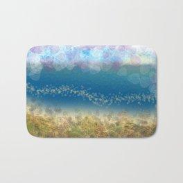 Abstract Seascape 02 wc Bath Mat